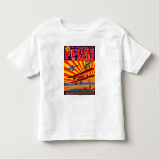 Flying Aces Magazine Cover 2 Toddler T-shirt