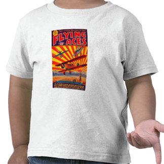 Flying Aces Magazine Cover 2 Tee Shirt
