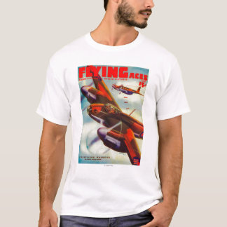Flying Aces Magazine Cover 4 T-Shirt