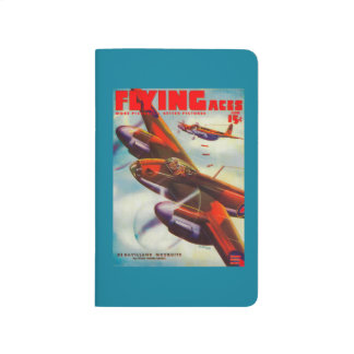 Flying Aces Magazine Cover 5 Journal