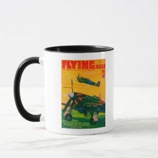 Flying Aces Magazine Cover 5 Mug