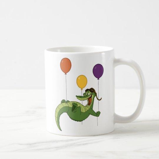 Flying Alligator Mug