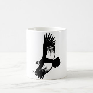 Flying Andean Condor Coffee Mug