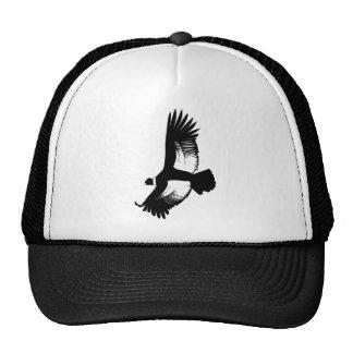 Flying Andean Condor Trucker Hat