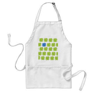 Flying Android Blue Apron