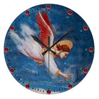 FLYING ANGEL / ST JOACHIM'S DREAM LARGE CLOCK