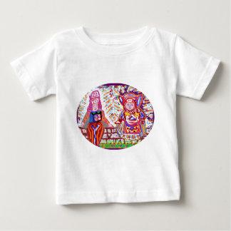 Flying Angels - Alien Visitors Baby T-Shirt