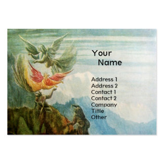 FLYING ANGELS LARGE BUSINESS CARDS (Pack OF 100)
