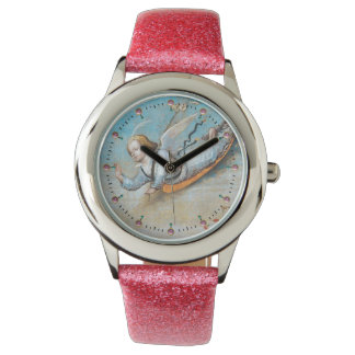FLYING ANNUNCIATION ANGEL WATCHES