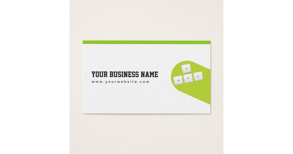 Mac Business Cards & Templates | Zazzle