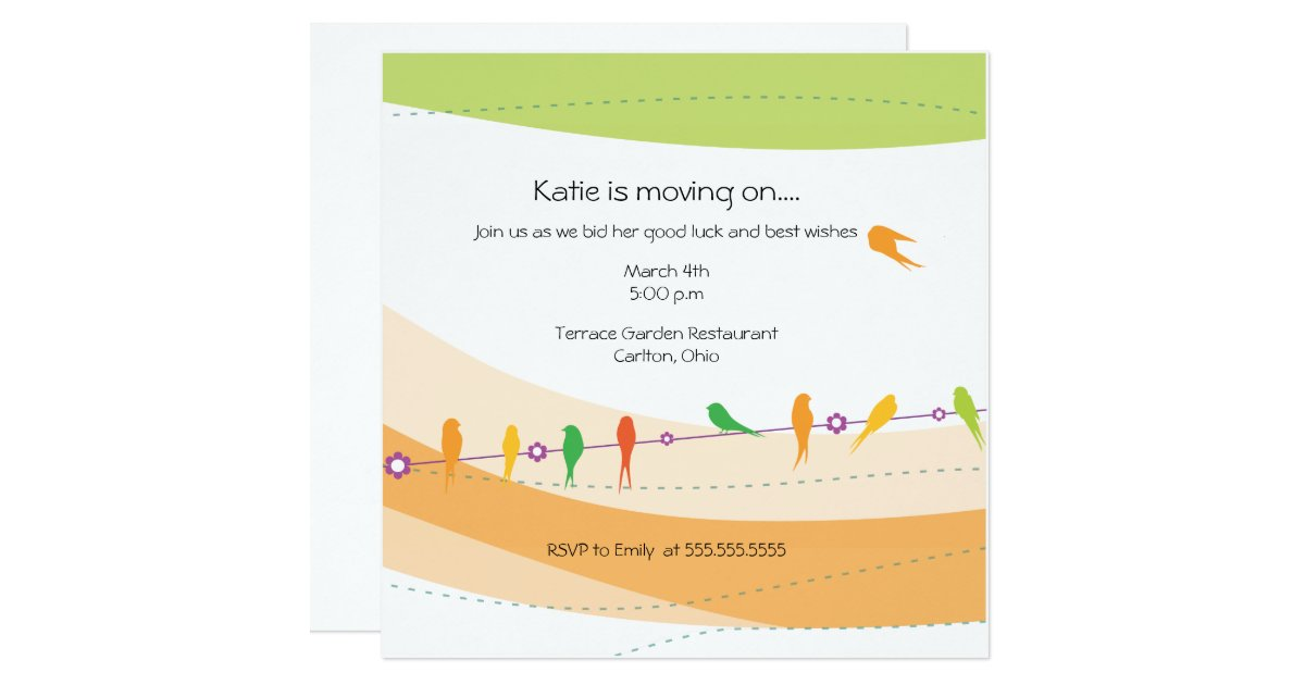 88 INVITATION CARD FOR FAREWELL PARTY TO TEACHERS, CARD INVITATION ...