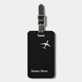 Flying Away/High Altitude Airplane Tags For Bags