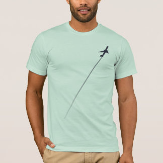 Flying Away / Jet Airplane / Pilots Gifts T-Shirt