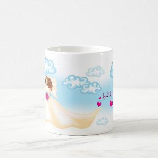 Flying away together - Her Classic White Coffee Mug