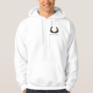 Flying Bald Eagles Wildlife Supporter Hoodie