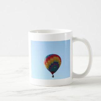 Flying Balloon Seagulls Coffee Mug