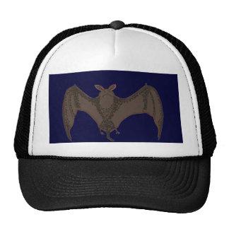 Flying Bat Trucker Hat