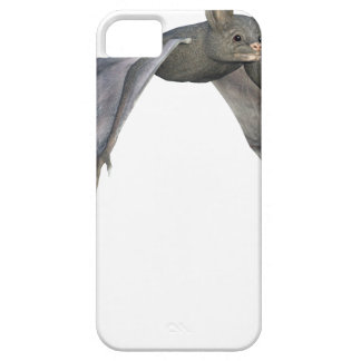 Flying Bat with Wings on Downstroke iPhone SE/5/5s Case