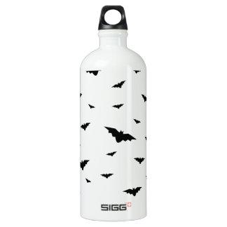 Flying Bats - Halloween Water Bottle