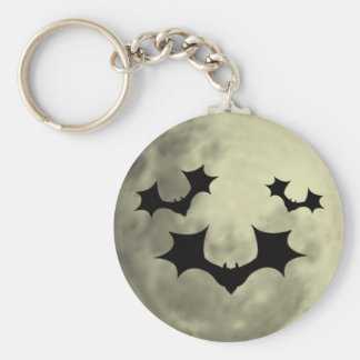 Flying Bats Key Chain