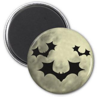 Flying Bats Magnet