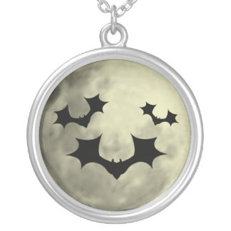 Flying Bats Necklace