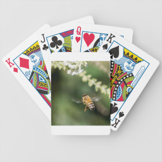 FLying Bee Bicycle Playing Cards