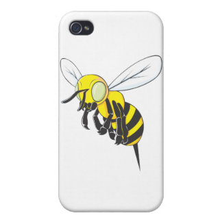 Flying Bee Insect iPhone 4/4S Cases