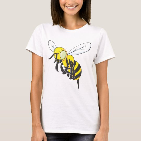 Flying Bee Insect T-Shirt