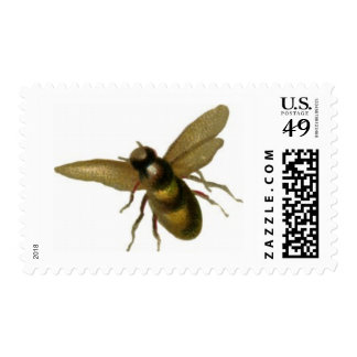 Flying Bee Stamps