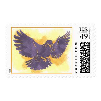 Flying Bird Postage