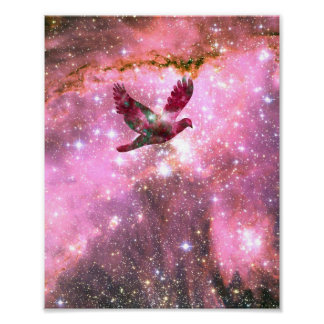 Flying Bird Print