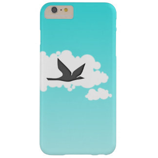Flying Bird Silhouette iPhone 6 Plus Case