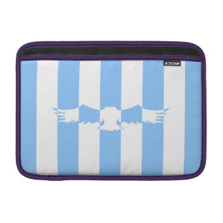 Flying Bird with Lines MacBook Air Sleeve