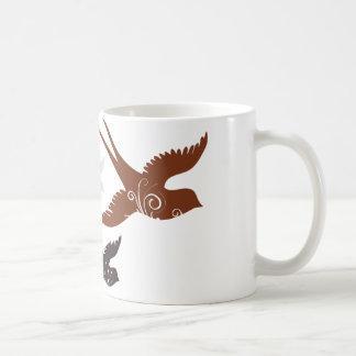 Flying Birds Coffee Mug