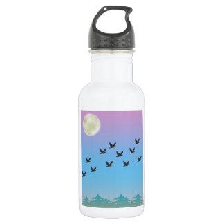 Flying Birds Liberty Bottle 18oz Water Bottle