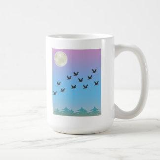 Flying Birds Mug