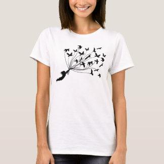 Flying Birds on Strings Shirt