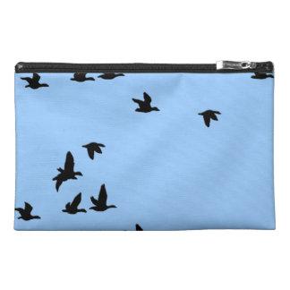 Flying Birds Wildlife Travel Accessory Bag