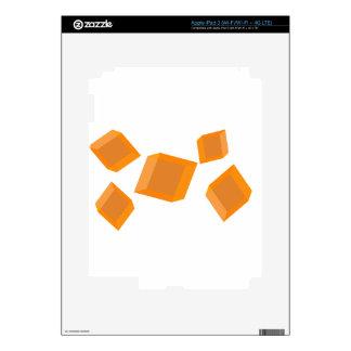 flying boxes iPad 3 skin