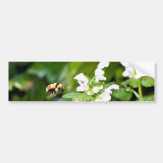 Flying Bumblebee Bumper Stickers