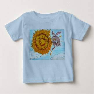 Flying bunnies infant T-shirt! Baby T-Shirt