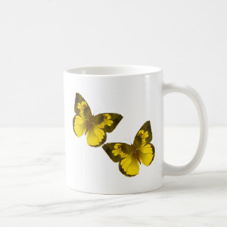 Flying Butterflies Coffee Mug