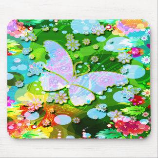 Flying Butterfly Mousepad