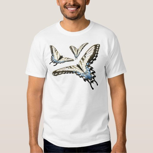 Flying Butterlies Shirts