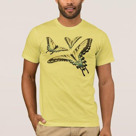 Flying Butterlies T-Shirt