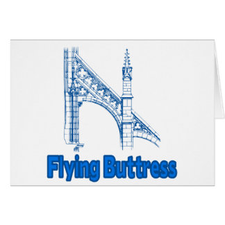 Flying Buttress Card