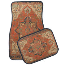 Flying Carpet Ride Floor Mats