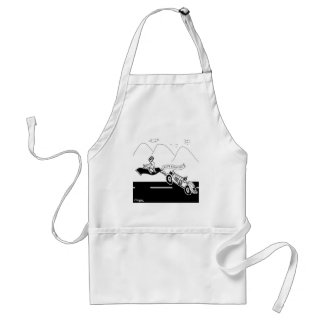 Flying Carpet Towing Service Adult Apron