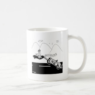 Flying Carpet Towing Service Coffee Mug